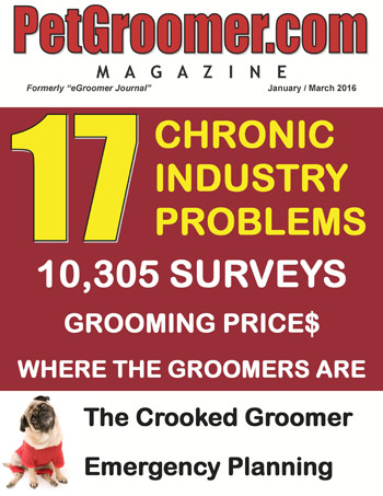PetGroomer.com Magazine Winter 2016