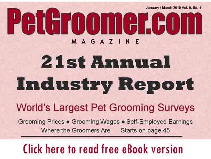 Read PetGroomer.com Magazine Winter 2019 - FREE!