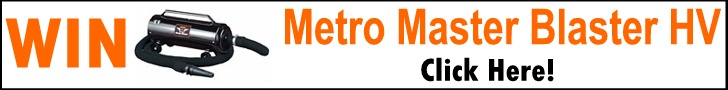 Win a Metro Master Blaster HV Dryer