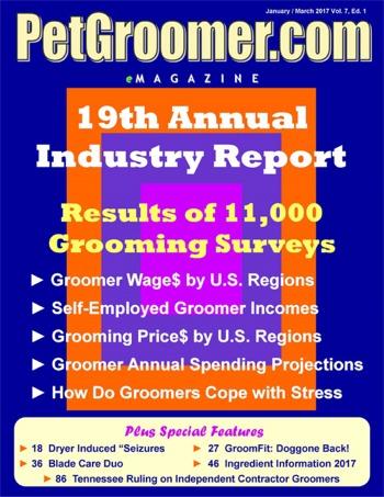 PetGroomer.com eMagazine Winter 2017