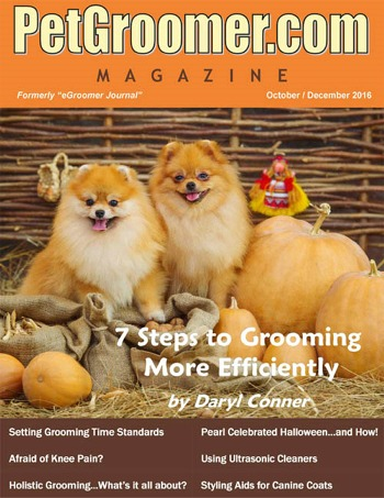 PetGroomer.com eMagazine Fall 2016