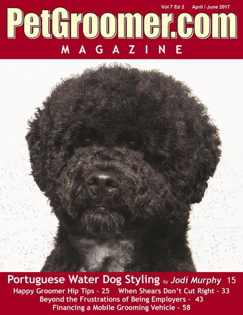 PetGroomer.com Magazine Spring 2017